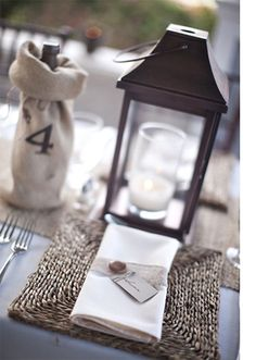 Home-Dzine - Simple ideas for table settings