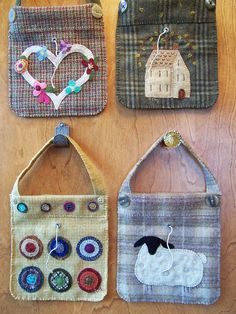 Ideas para reciclar ropa.