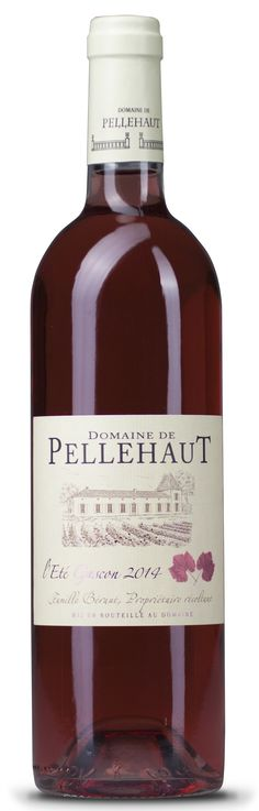 Domaine de Pellehaut L'été Gascon Rosé - Côtes de Gascogne I.G.P. | Dewit Wijnen