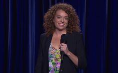 No joke, Michelle Wolf Shines on 'Late Night with Seth Meyers'
