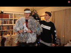 The ugly Christmas sweater challenge