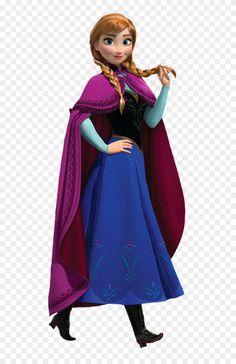 Download Frozen Clipart Hipster Anna - Anna Png Transparent Png (#609754) - PinClipart