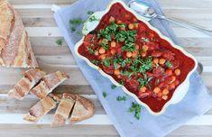Kichererbsen-Chorizo Pfanne