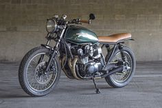 Cafe Racer Design Source Honda CB750