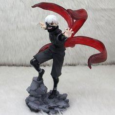 Ken Kaneki Collectible Tokyo Ghoul Figure Statue Model