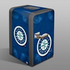 Seattle #Mariners Portable Refrigerator $249.99
