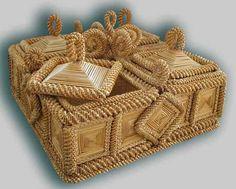 Belarusian Straw Folk Art
