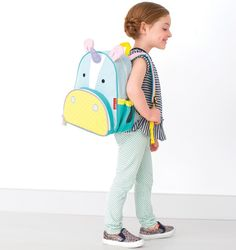 Skip Hop Zoo Backpack Unicorn
