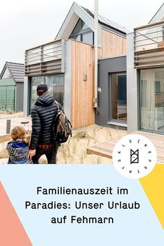 """Once in paradise next door, please: Weekend on Fehmarn A report about our nice weekend on Fehmarn, accommodation in """"The Villas"""". Family Weekend, Weekend Fun, Family Holiday, Road Trip Hacks, Camping Hacks, Villas, Most Beautiful Pictures, Beautiful Places, Hotel Door"""
