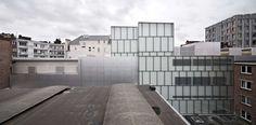 Théâtre de Liège, Belgium | Pierre Hebbelinck
