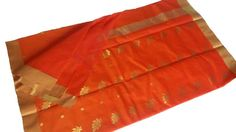 Shop online for  Pink Katan Silk Weaved Banarasi Saree