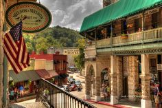 If you visit the amazing little funky town of Eureka Springs, Arkansas make sure to eat at any one of these great restaurants! The Places Youll Go, Places To Go, Arkansas Vacations, Eureka Springs Arkansas, Down South, Best Cities, Vacation Trips, Vacation Spots, Vacation Ideas