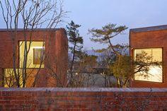성벽돌주택 : WISE Architecture