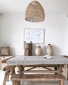 La villa Arjuna à Canggu, Bali par Yoli and Otis Home Interior, Interior Decorating, Interior Design, Balinese Decor, Bali Decor, Decoration Chic, Turbulence Deco, Deco Nature, Design Living Room