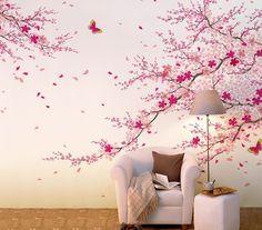 Papel de parede/decoração