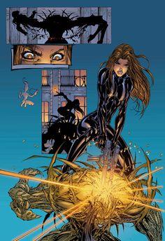 WItchblade - Page 17 Comics Story, Bd Comics, Image Comics, Comics Girls, Marvel Dc Comics, Anime Comics, Comic Games, Comic Movies, Comic Books Art