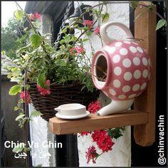 ChinVaChin  چین وا چین  Garden  #chinvachin  #چین_وا_چین  #garden  #chinvachin_design  #chinvachin_garden  #chinvachin_home