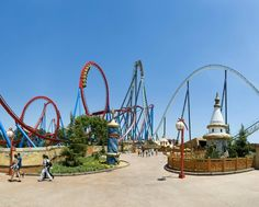 Book your tickets online for PortAventura Park, Salou: See 10,484 reviews, articles, and 4,670 photos of PortAventura Park, ranked No.1 on TripAdvisor among 41 attractions in Salou.