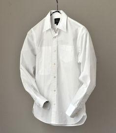Alden White Shirt | Kai D. collection