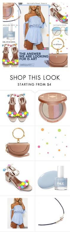 """""""Yoins 16: Colorful Air"""" by bugatti-veyron ❤ liked on Polyvore featuring tarte, Chloé, York Wallcoverings, purplelipstick, yoins, yoinscollection and loveyoins"""