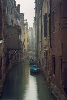 One day in Venice by Daniil Korzhonov
