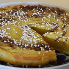 Kanelbullekladdkaka – enkelt recept Best Dessert Recipes, Fun Desserts, Sweet Recipes, Baking Recipes, Cookie Recipes, Kolaci I Torte, Scandinavian Food, Swedish Recipes, Bagan