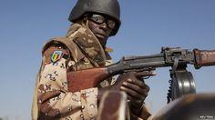 BBC News - Mali army 'regains Konna and Diabaly' from rebels