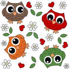 baykuş çizimleri - Google'da Ara