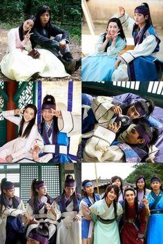 so many oppas. the many the merrier. Go Ara, Bts Memes, Kdrama Memes, Park Hyung Sik, Asian Actors, Korean Actors, V Hwarang, Taehyung, K Pop