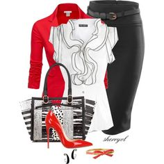 """""""Style This Contest"""" by sherryvl on Polyvore"""