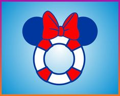 107 Best Disney Cruise Mickey Heads and Clipart images in
