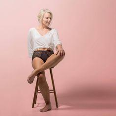 Real life underwear for bladder leakage