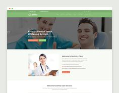 "Check out new work on my @Behance portfolio: ""Dentistry Dental Clinic Responsive Website Template"" http://be.net/gallery/55016359/Dentistry-Dental-Clinic-Responsive-Website-Template"
