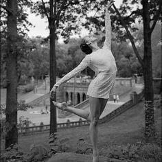 #Ballerina - @burritojames in @centralparknyc #CentralPark #NewYorkCity…