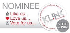 Nominated in the Gourmand category for a Klink Award! Over The Years, Wines