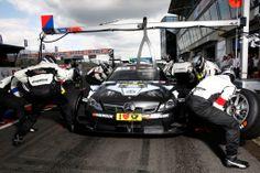 DTM championship- Mercedes-Benz Team.
