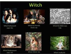 Witch - What I think I do