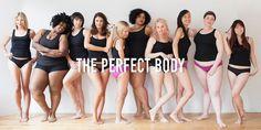 Body Positive. Absorbent Underwear!