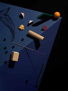 <p>In this beautiful story photographed by  Carl Kleiner the selected fragrances were broken down to their individual notes using the fragrance pyramid, the pyramidical compositions visually describe