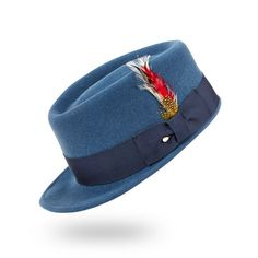 Designed in artistic detail, the Telescope presents a . Gentleman Hat, Gentleman Style, Gents Hats, Mens Dress Hats, Tactical Clothing, Leather Hats, Hat Shop, Cool Hats, Well Dressed Men