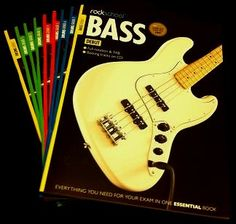 Day 256 - I'm looking into getting all 9 exam books for Bass guitar via Rockschol. Grades range from: Debut Grade 1 Grade 2 Grade 3 Grade 4 Grade 5 Grade 6 Grade 7 Grade 8