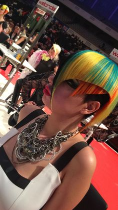 The 2014 Hairworld OMC World Cup in Frankfurt, Germany, brought the best in beauty, hair, nails and makeup, and these 21 images are proof!