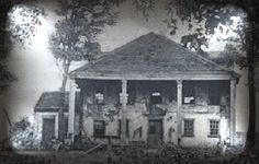 General Stonewall Jackson's home at Clarksburg before being demolished. Why didn't they keep it?