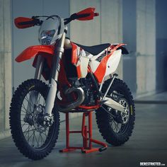 KTM EXC 2015 | DERESTRICTED