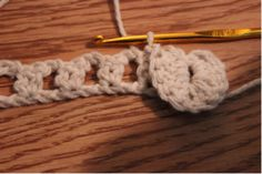 Crochet Spot » Blog Archive » How to Crochet: Crocodile Stitch - Crochet Patterns, Tutorials and News
