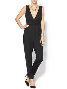 French Connection Marie Jumpsuit | Piperlime. You can do no wrong dressing simple. Simple=Chic!