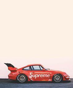 Supreme Porsche