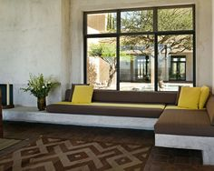 Modern Built-in Bench Seating Design, Pictures, Remodel, Decor and Ideas - page 4