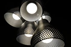 The Rumbles lamp by Studio MeraldiRubini
