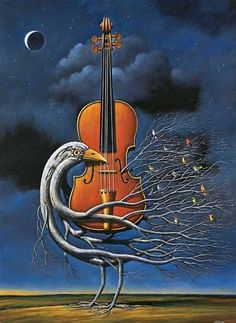 "Rafal Olbinski...In 2001, the Willy-Brandt House in Berlin presented the works of Rafal Olbinski in a one man retrospective exhibition entitled ""Art at the Turn of the Century""."